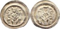 Brakteat  1205-1232 Magdeburg, Erzbistum Albrecht von Käfernburg 1205-1... 75,00 EUR  zzgl. 3,50 EUR Versand