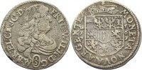1/3 Taler 1671  GF Brandenburg-Preußen Friedrich Wilhelm 1640-1688. Kra... 80,00 EUR  +  4,50 EUR shipping