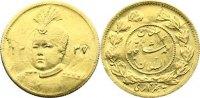 1/2 Toman AH 1337 (1918) Iran Sultan Ahmad Shah 1909-1925 AD. Gold, kl.... 140,00 EUR  +  4,50 EUR shipping