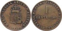 Cu Centesimo 1830 Italien-Parma Maria Luigia 1815-1847. sehr schön  20,00 EUR  zzgl. 3,50 EUR Versand