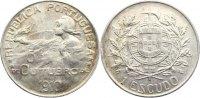 1 Escudo 1910 Portugal Republik seit 1910. sehr schön - vorzüglich  90,00 EUR  +  4,50 EUR shipping