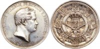 Medaille 1840 Brandenburg-Preußen Friedrich Wilhelm IV. 1840-1861. kl. ... 95,00 EUR  zzgl. 3,50 EUR Versand