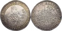 Taler 1637  EF Sachsen-Coburg-Eisenach Johann Ernst 1633-1638. Grafitti... 1475,00 EUR free shipping