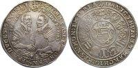 Taler 1598  B Sachsen-Coburg-Eisenach Johann Casimir und Johann Ernst 1... 425,00 EUR free shipping