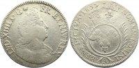 Écu aux palmes 1 1695  A Frankreich Ludwig XIV. 1643-1715. justiert, fa... 135,00 EUR  +  4,50 EUR shipping