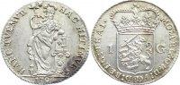 1 Gulden 1794 Niederlande-Utrecht, Provinz  vorzüglich  125,00 EUR  +  4,50 EUR shipping