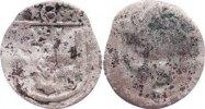 Einseitiger Pfennig 1493-1531 Schwarzburg-gemeinschaftlich Günther XXXI... 75,00 EUR  zzgl. 3,50 EUR Versand