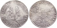 Taler 1598  B Sachsen-Coburg-Eisenach Johann Casimir und Johann Ernst 1... 275,00 EUR  zzgl. 3,50 EUR Versand