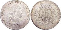 Taler 1786 Sachsen-Albertinische Linie Friedrich August III. 1763-1806.... 170,00 EUR  zzgl. 3,50 EUR Versand