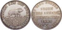 Ausbeutetaler 1861  A Anhalt-Bernburg Alexander Carl 1834-1863. kl. Kra... 155,00 EUR  +  4,50 EUR shipping