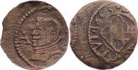 Cu Ardite 1653 Spanien-Barcelona Philipp IV. 1621-1665. dezentriert, se... 25,00 EUR  zzgl. 3,50 EUR Versand