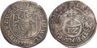 12 Pfennig 1589 Sachsen-Alt-Weimar Friedrich Wilhelm und Johann 1573-16... 745,00 EUR kostenloser Versand