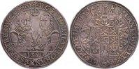 Taler 1590 Sachsen-Alt-Weimar Friedrich Wilhelm und Johann 1573-1602. s... 525,00 EUR kostenloser Versand
