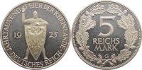 5 Reichsmark 1925  G Weimarer Republik Ged...