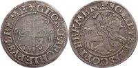 4 Grote 1562 Bremen, Erzbistum Georg, Herzog von Braunschweig 1558-1566... 225,00 EUR  zzgl. 3,50 EUR Versand