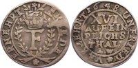 1/16 Taler 1648  LW Braunschweig-Lüneburg-Celle Friedrich von Celle 163... 95,00 EUR  zzgl. 3,50 EUR Versand