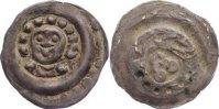 Pfennig Um 1290 Coburg, gräflich hennebergische Münzstätte Anonym. Um 1... 85,00 EUR  zzgl. 3,50 EUR Versand