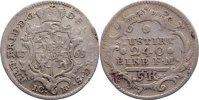 5 Kreuzer 1765 Sachsen-Coburg-Saalfeld Ernst Friedrich 1764-1800. selte... 150,00 EUR  zzgl. 3,50 EUR Versand