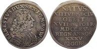 Doppelgroschen 1715 Sachsen-Hildburghausen Ernst 1680-1715. fast sehr s... 75,00 EUR  +  4,50 EUR shipping