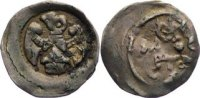 Denar  1247-1278 Mähren Premsyl II. Ottokar 1247-1278. selten, sehr sch... 275,00 EUR  zzgl. 3,50 EUR Versand