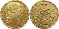 1/4 Karolin 1736 Pfalz, Kurlinie Karl Philipp 1716-1742. Gold, kl. Prüf... 595,00 EUR free shipping