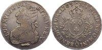 Écu aux branches d´olivier 17 1789  Q Frankreich Ludwig XVI. 1774-1793.... 145,00 EUR  zzgl. 3,50 EUR Versand