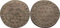1/18 Taler (Fränkischer Batzen) 1 1719 Sachsen-Hildburghausen Ernst Fri... 295,00 EUR  +  4,50 EUR shipping