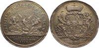 Silbermedaille 1758 Schwarzburg-Sondershausen Christian Günther III. 17... 995,00 EUR free shipping