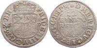 1/12 Taler 1690  SD Brandenburg-Preußen Friedrich III. 1688-1701. leich... 55,00 EUR  zzgl. 3,50 EUR Versand