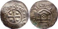 Obol 983-1002 Mainz, Königliche Münzstätte Otto III. 983-1002. selten, ... 225,00 EUR  +  4,50 EUR shipping