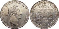 Kronentaler 1832 Baden-Durlach Leopold 1830-1852. zaponiert, kl. Kratze... 1250,00 EUR kostenloser Versand