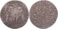 1/2 Taler 1593 Sachsen-Alt-Weimar Friedrich Wilhelm und Johann 1573-160... 225,00 EUR  zzgl. 3,50 EUR Versand
