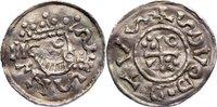 Pfennig 1002-1024 Salzburg, Erzbistum Heinrich II. 1002-1024. selten, s... 1450,00 EUR free shipping