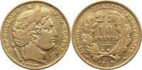 10 Francs 1850  A Frankreich Zweite Republik 1848-1852. Gold, sehr schön  190,00 EUR  +  4,50 EUR shipping
