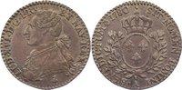 1/10 Écu 1 1780  A Frankreich Ludwig XVI. 1774-1793. sehr schön-vorzügl... 110,00 EUR  +  4,50 EUR shipping