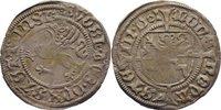 Schilling 1501 Pommern-Stettin Bogislaw X. 1474-1523. leichter Doppelsc... 85,00 EUR  +  4,50 EUR shipping