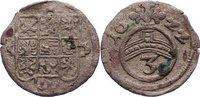 Kipper Dreier 1622 Sachsen-Altenburg Johann Philipp und seine drei Brüd... 175,00 EUR  zzgl. 3,50 EUR Versand