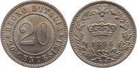 20 Centesimi 1894  KB Italien-Königreich Umberto I. 1878-1900. vorzügli... 75,00 EUR  zzgl. 3,50 EUR Versand
