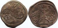 Dreier 1598 Sachsen-Alt-Weimar Friedrich Wilhelm und Johann 1573-1602. ... 795,00 EUR kostenloser Versand