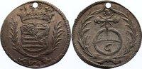 6 Pfennig 1684 Sachsen-Neu-Weimar Wilhelm Ernst 1683-1728. selten, gelo... 135,00 EUR  +  4,50 EUR shipping