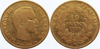 10 Francs 1858  BB Frankreich Napoleon III. 1852-1870. GOLD, fast sehr ... 195,00 EUR  +  4,50 EUR shipping