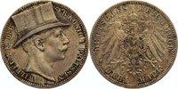 3 Mark 1909  A Preußen Wilhelm II. 1888-1918. sehr schön  120,00 EUR  zzgl. 3,50 EUR Versand