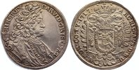 1/2 Taler 1717  KB Haus Habsburg Karl VI. 1711-1740. vorzüglich  /  vor... 290,00 EUR  zzgl. 3,50 EUR Versand