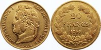 20 Francs 1840  A Frankreich Louis Philippe I. 1830-1848. Gold, sehr sc... 285,00 EUR  +  4,50 EUR shipping