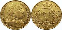 20 Francs 1814  L Frankreich Ludwig XVIII. 1814, 1815-1824. Gold, Kratz... 325,00 EUR  +  4,50 EUR shipping