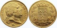 20 Francs 1819  W Frankreich Ludwig XVIII. 1814, 1815-1824. Gold, kl. K... 315,00 EUR  zzgl. 3,50 EUR Versand