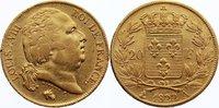 20 Francs 1822  A Frankreich Ludwig XVIII. 1814, 1815-1824. Gold, kl. R... 295,00 EUR  +  4,50 EUR shipping