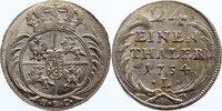 1/24 Taler 1754 Sachsen-Albertinische Linie Friedrich August II. 1733-1... 145,00 EUR  +  4,50 EUR shipping