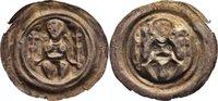 Brakteat  1197-1221 Sachsen-Markgrafschaft Meißen Dietrich der Bedrängt... 175,00 EUR  zzgl. 3,50 EUR Versand