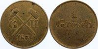 Marke zu einem Groschen 1839 Ilmenau, Stadt Kupferhammer des Georg Höhn... 50,00 EUR  zzgl. 3,50 EUR Versand